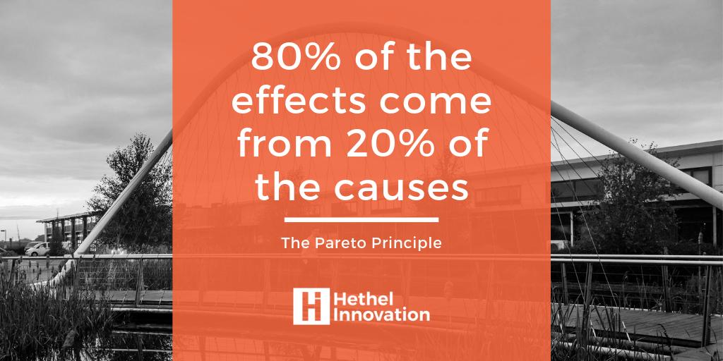The Pareto Principle: In a Nutshell