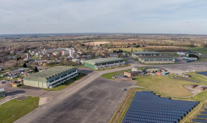 Scottow Enterprise Park - North Norfolk's largest business park
