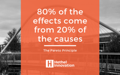 The Pareto Principle: In a Nutshell