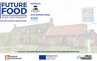 Future Food – Exploring Future Trends for the Food and Drink Sector
