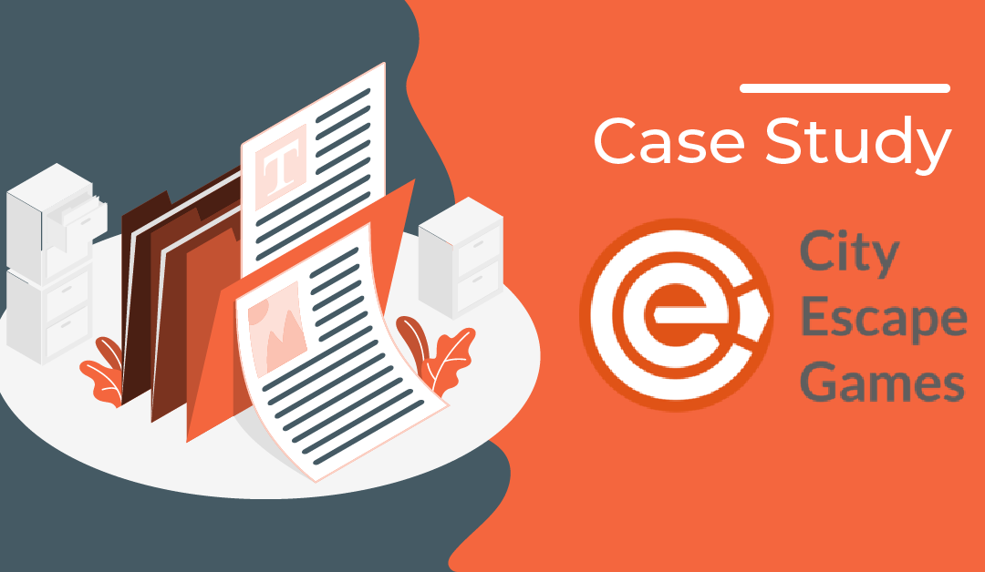 City Escape Games Case Study