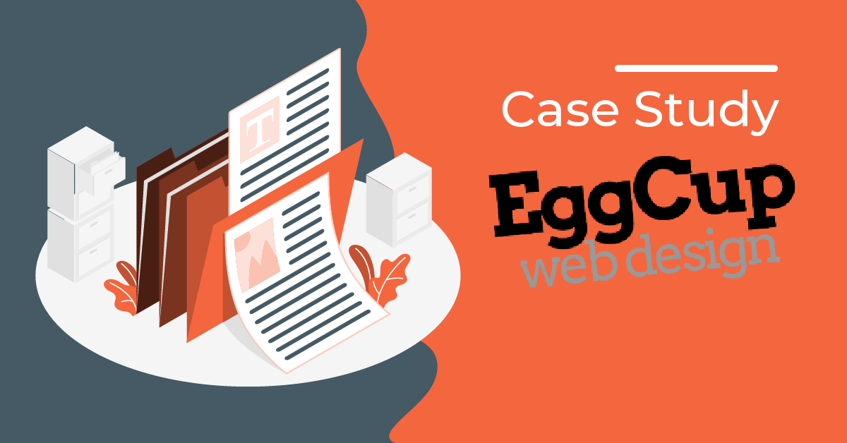 Egg Cup Web Design Case Study