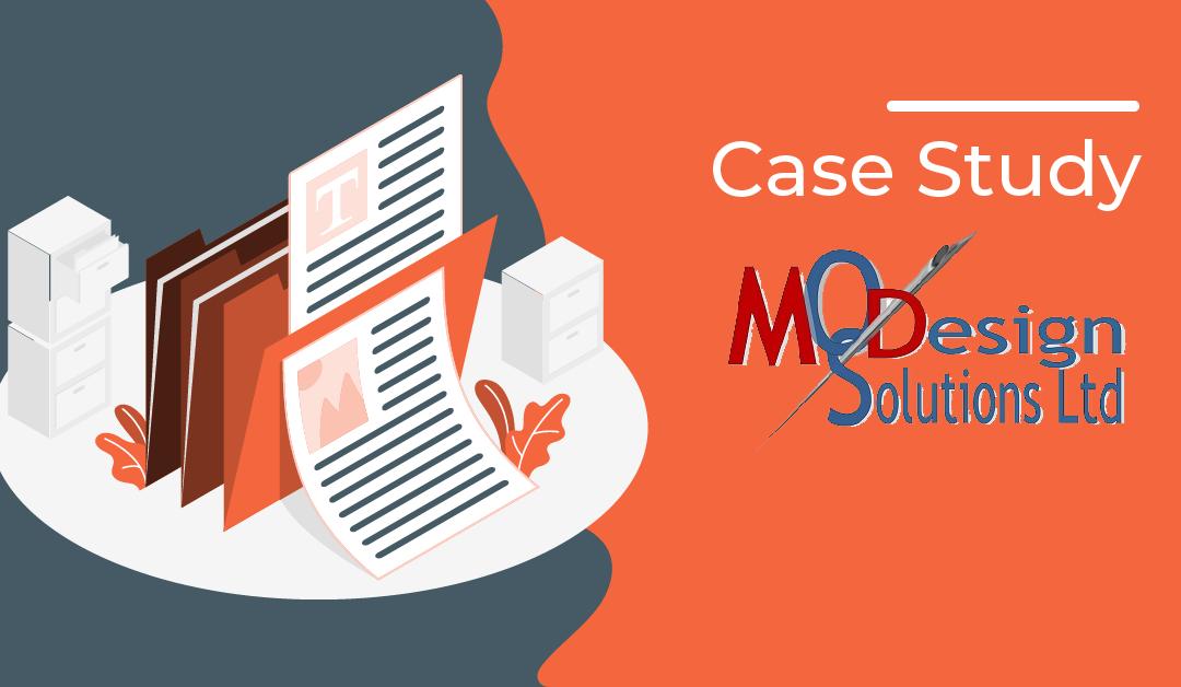 M O Design Solutions Case Study