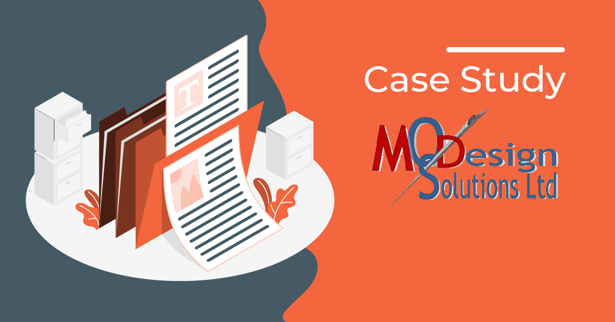M O Design Solutions Case Study