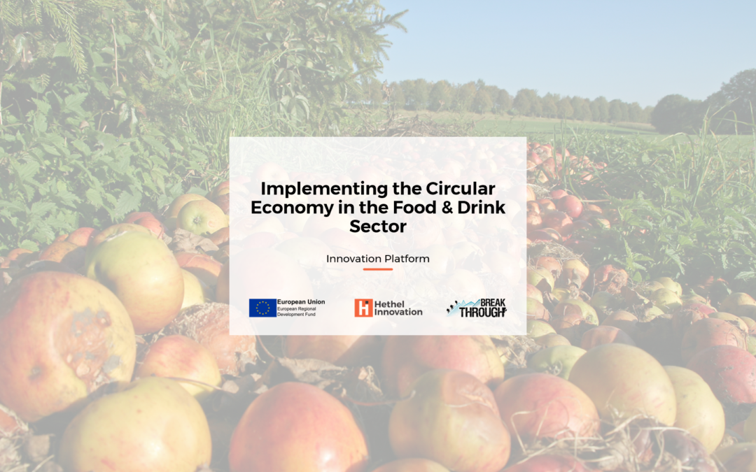 How are Food & Drink Businesses Embracing the Circular Economy?
