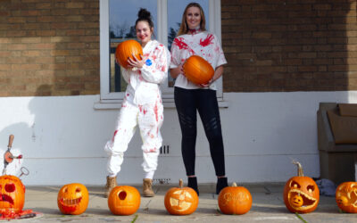 Hethel Innovation Launches Second Annual Pumpkin Carving Competition!