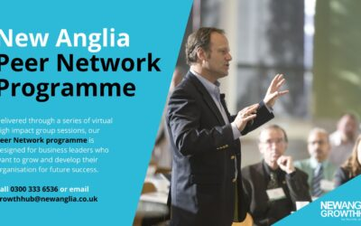 Region's businesses urged to join free Peer Networks programme